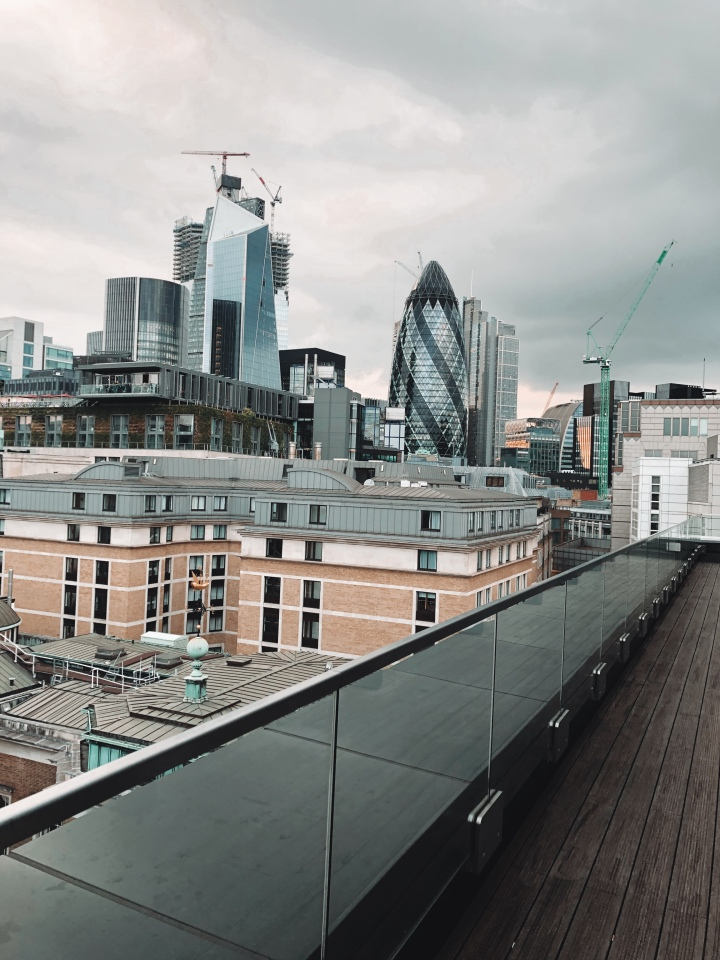 London Rooftop Bar – CloudM